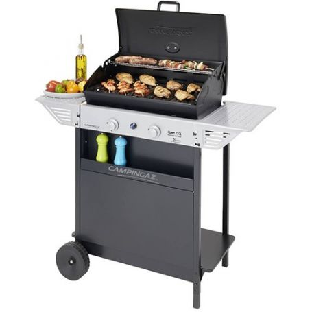 Barbacoa a gas xpert 200 l bbq campingaz comprar al mejor for Barbacoa bbq