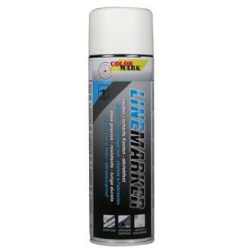 Marcador de linea spray 500ml blanco motip