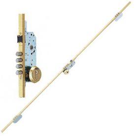 Cerradura seguridad para embutir tlb3 3 puntos 60mm