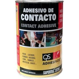 Adhesivo de contacto supertc extra 1lt qs-adhesivos