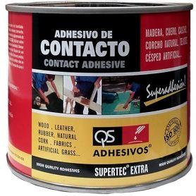 Adhesivo de contacto supertec extra 500ml qs-adhesivos