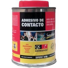 Adhesivo de contacto supertec extra 250ml qs-adhesivos