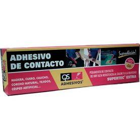 Cola de contacto tubo supertec extra 125ml qs-adhesivos