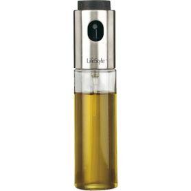 Pulverizador inox-vidrio aceite-vinagre lifestyle