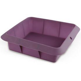 Molde lasaña silicona Violett 23.9x23.5x5cm Lifestyle