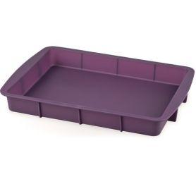 Fuente horno silicona violett 32,5x23x4cm lifestyle