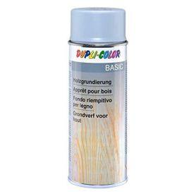 Pintura lackspray imprimacion para madera gris 400ml motip