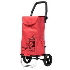 Carro de la compra Lett201 Red Velvet Carlett