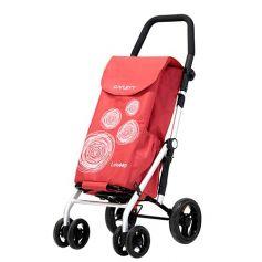 Carro de la compra Lett440 Red Velvet Carlett