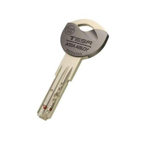 Copia de llave para bombin tx80 de tesa comprar al mejor for Mejor bombin de seguridad