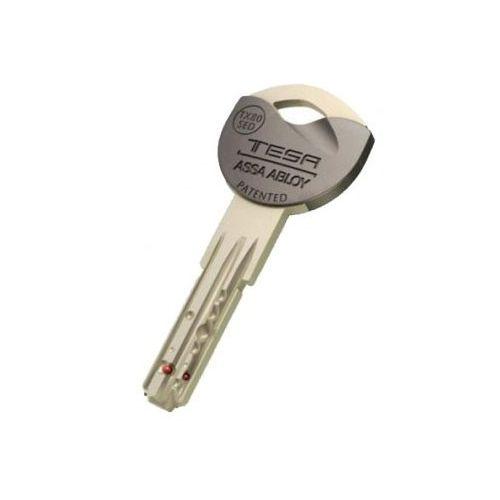 Copia de llave para bombin tx80 de tesa comprar al mejor for Hacer copia llave coche