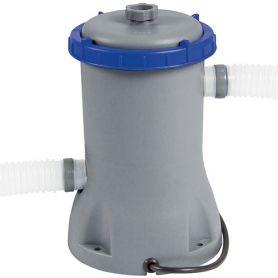 Depuradora de filtro de cartucho de 2.006lh conexiones de 32mm bestway
