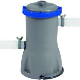 Depuradora de filtro de cartucho de 3.028lh conexiones de 32mm bestway