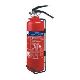 Extintor 2kg polvo seco abc bb2e tristar