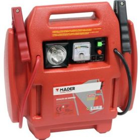 Arrancador de baterias 17ah 250psi. mader