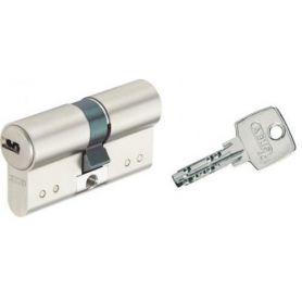 Cilindro europeo D15 Abus 30x50 niquel