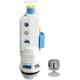 Descargador universal doble p/pulsador tecnoagua