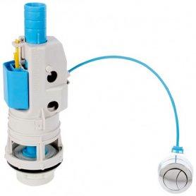 Descargador universal po/cable doble pulsador tecnoagua