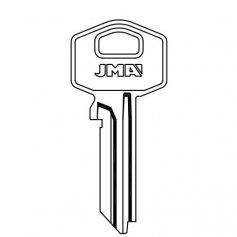 Llave serreta grupo A mod TE-8I (caja 50 unidades) JMA