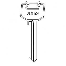 Llave serreta grupo A modelo FAC-11D (caja 50 unidades) JMA