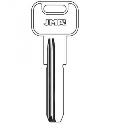 Llave seguridad laton modelo ucem17d (bolsa 10 unidades) JMA