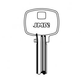 Llave seguridad laton mod stsx6 (bolsa 10 unidades) JMA