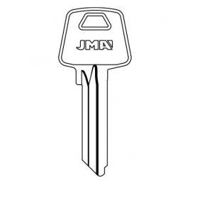 Llave serreta grupo b modelo mcm12d acero (caja 50 unidades) JMA