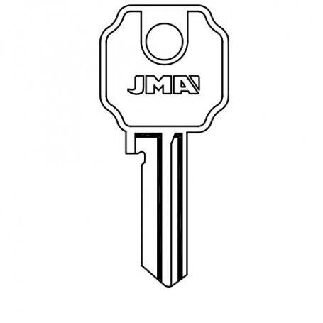 Llave serreta grupo b modelo lin5i (caja 50 unidades) JMA