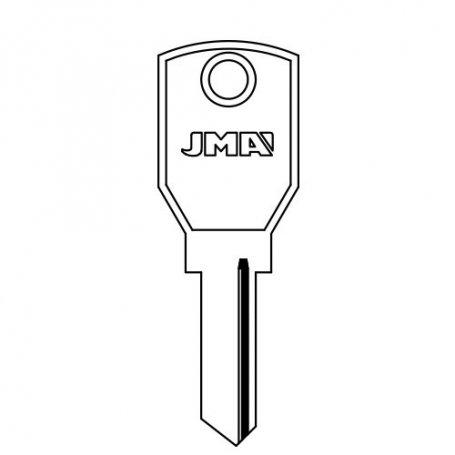 Llave serreta grupo B modelo FORTIS-2I (caja 50 unidades) JMA