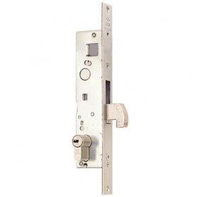 Cerradura Cisa carpinteria metalica solo gancho serie 04140 25mm