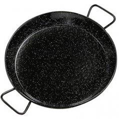 Paella valenciana esmaltada 24 cms garcima