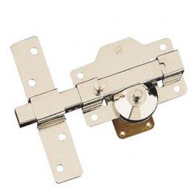 Cerrojo seguridad 1 88x153mm cromado Amig