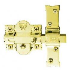 cerrojo 201r80 dorado 50mm