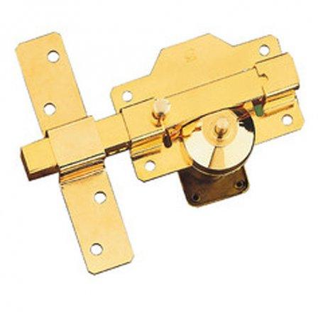 Cerrojo seguridad 1 88x153 dorado Amig