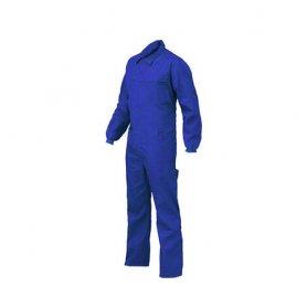 Buzo cremallera con tapeta L500 azulina talla 52 Vesin