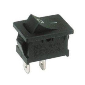Interruptor unipolar 10A/250V electro dh