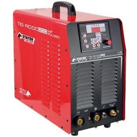 Equipo de Soldadura TIG AC/DC 200 HF Stayer