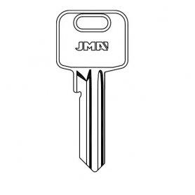 Llave serreta de laton especial modelo mcm24c (caja 50 unidades) JMA