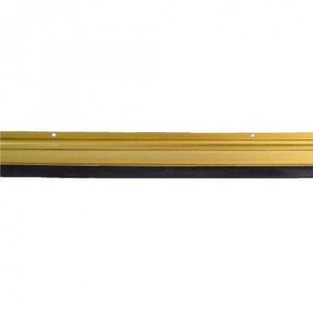 Burlete alumino con tornillos 82cm acabado oro Cesckim