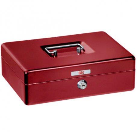 Caja de caudales fac n.0 super roja