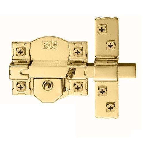 Cerrojo 300 r 80 dorado 40mm fac comprar al mejor precio - Precio cerrojo fac ...