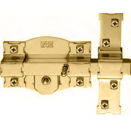 Cerrojo 301 r 120 50mm dorado fac comprar al mejor precio - Precio cerrojo fac ...