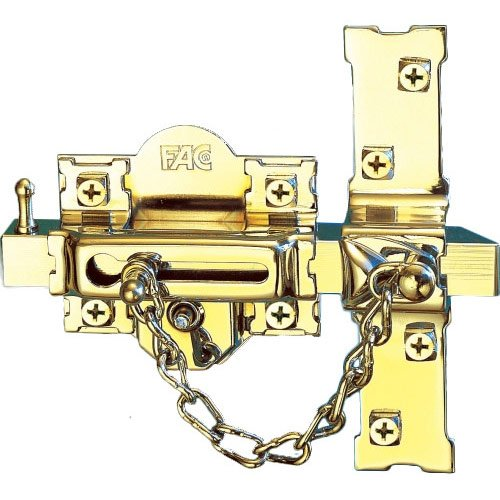 Cerrojo 308 r 80 izquierda dorado 70mm fac comprar al - Precio cerrojo fac ...