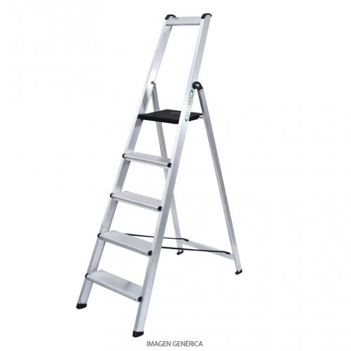 Escalera profesional aluminio ferral 3 pelda os comprar al - Escalera tres peldanos ...