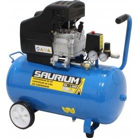 Compresor de Aire 50 Litros Saurium