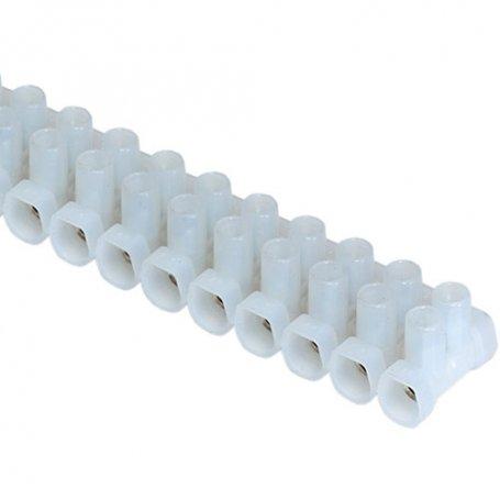 Regleta de conexión homologada N16 blanca Miarco