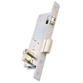 Cerradura metalica new fori rodillo y palanca 20mm con cilindro cisa