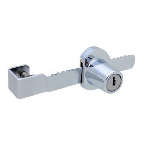 Cerradura para mueble de placa de 45 mm Thirard
