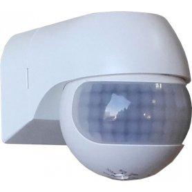 Detector movimiento para luz blanco 180º GSC Evolution