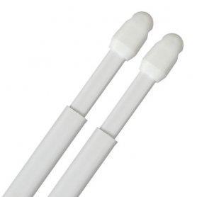 Portavisillo bris-bise Easy blanco 80/130cm Murtra